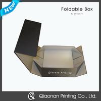 Save Shipping Cost Paper Cardboard Flat Folding Gift Box