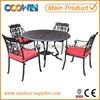 Painting Outdoor Cast Aluminum Patio Furniture