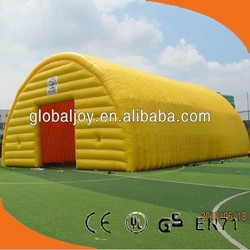 inflatable camping tent/giant tent inflatable/inflatable event tent for sale