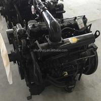 Water cooled 4 cylinder Marine used 80HP 4JD80 diesel engine