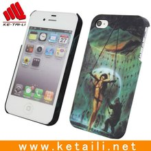 for cover iphone 4, rubberized matte cover for iphone 4