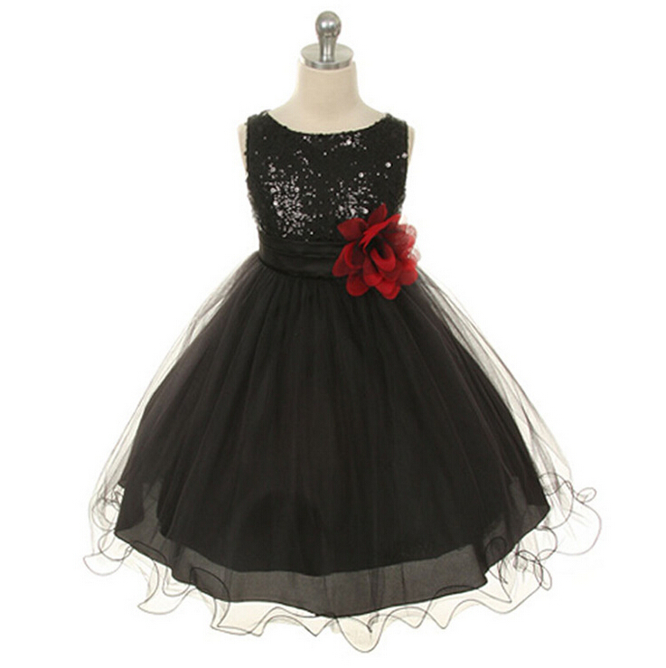 wholesale 3 to 10 year old girls fancy christmas party