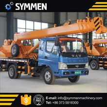 New Model 30 Ton Qy30K5-I Hydraulic Euro Iii Mobile Crane Price With 8Ton