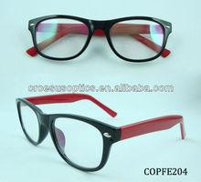 2013 fashion plastic optical eyewear