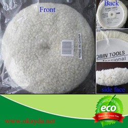 Car care products/ wool pad/ car polish pad
