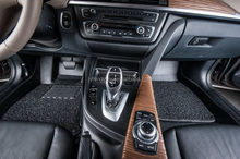 Excellent quality top sell leather 5d car mats