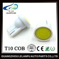 T10 COB LED 12V Auto LED Lamp Colorful Car Interior Led Light Furniture Head Light Led Light Bulb
