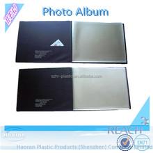 Card Holder type PVC Plastic Photo Album