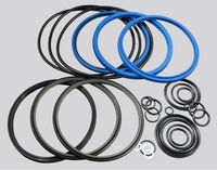 Rubber Seal Repair kit for hydraulic breaker SB81