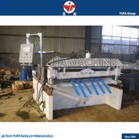 roof panel hydraulic digital control plate shearing machine