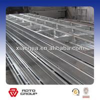 Construction scaffolding board dimensions