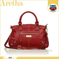 cow leather shoulder bag guangzhou trade company bag for sale
