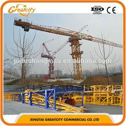 cheap comansa tower crane travel tower crane internal climbing tower crane