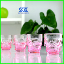 Stocked 30ml shot glass promotion