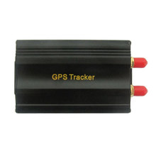 Top Ten Products In Alibaba Vehicle GPS Tracker TK103A With Phone APP&Platform