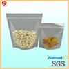 2014 waterproof oilproof ziplock bag for packing dry food and tea