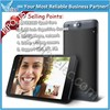 Good quality 2G 3G GPS quad core super smart tablet pc