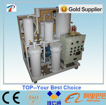 Waste lubricating used oil recycle machine,waste oil management,filter oil