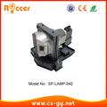 Compatible lámpara de repuesto SP-LAMP-042 el para INFOCUS A3200 / IN3104 / IN3108