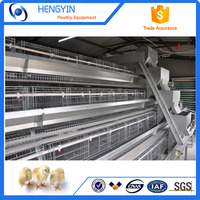 Chicken farming A type 4 layer 120 chickens cage/ chicken layer cage