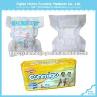 High Absorption Comfortable High Quality Healthy Baby Diaper