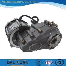 electric car dc motor kw geared bldc motor for electric vehicle
