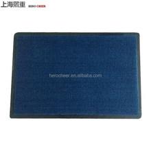 PP rubber door mat with pvc backing outdoor mat
