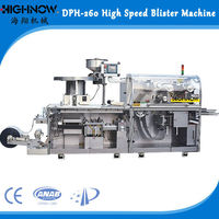 DPH-260 Blister Packing Machine, Thermoforming Filling And Sealing Machine,Termoforming Machine