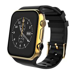U8 0001 waterproof walkie talkie wrist watch ,IOS and android smart watch phone