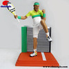 Rafael Nadal Figurine, Custom Sports Statue, Polyresin Handicraft Collections