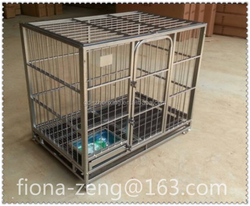 High Quality Pet Shop Products Iron Large Dog Cage, Pet cages for sale, Iron cages