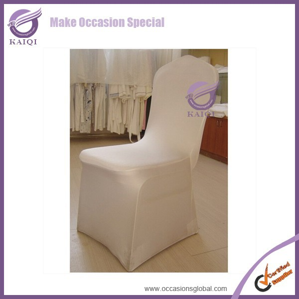 Spandex Table Covers Wholesale Wholesale universal $1 cheap spandex banquet chair cover