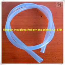 Good quality transparent silicone tube