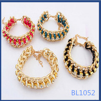 2016 American newest fashion jewellery colorful elegant party decoration all kinds of bracelet