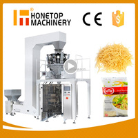 Full stainless steel automatic vermicelli packing machine
