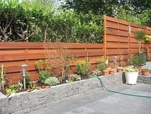 keruing fencing and gate
