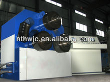 Hydraulic profile bending machine (channel) bender