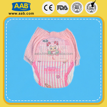 High Quality Babies Panties Competitive Price Factories Baby Pens Wholesale Cotton Prefold Diaper