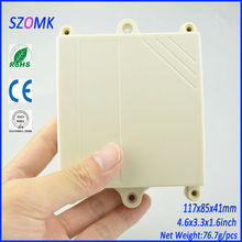 ABS wall mounting box junction IP65 waterproof enclosure for project and instrumentation of 117*85*41 mm