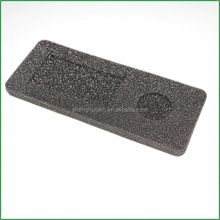 Durable available PU foam insert by foam injection