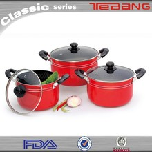 Hot china products wholesale professional stainless steel cookware