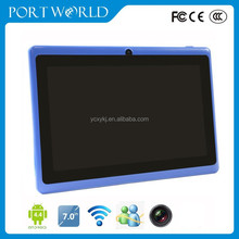7 inch Capacitive Screen Q88 Allwinner A23 Tablet PC,512MB 4GB / 8GB Flash,Camera,WIFI,1GHz Android 4.0 Tablet White