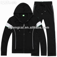 100% cotton french terry custom men jogging uniforms