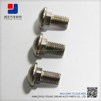 Stainless Steel Solid Quick Release Bolt