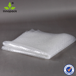 PE plastic air wine bubble wrap film bags