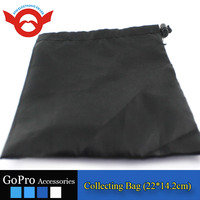 Storage Organizer Pouch Bag for action Camera Gopros camera Head Accessory