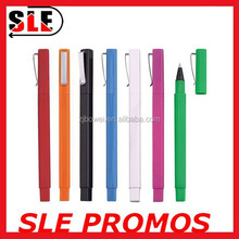Stationery Student Ball Point Pen Ball Pen With Cap Good Quality