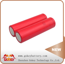 Authentic Sanyo NCR18650BF 3400mAh Li-ion rechargeable battery,For power tool/electric scooter high drain battery pack uk