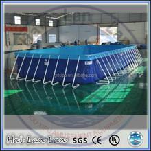 low price fiberglass swim pool 50m*35m*1.0m
