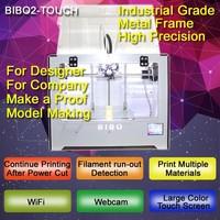 Factory Direct Supply Bibo Dual Head 3D Printer/Desktop FDM 3D Printer Machine
